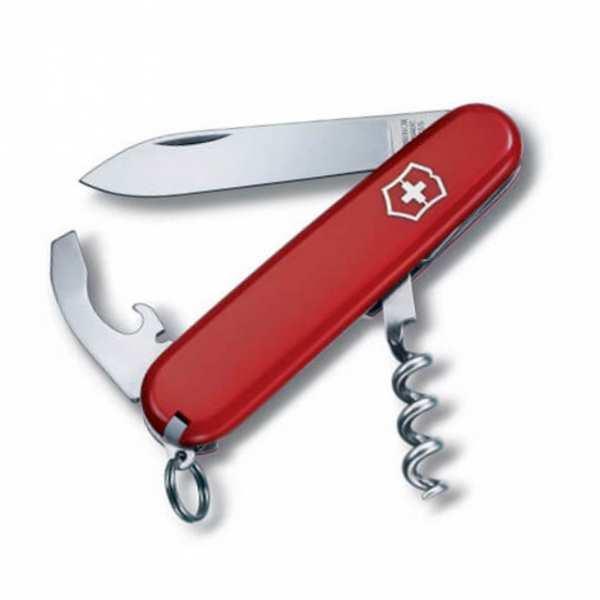 Нож перочинный Waiter, 9 функций, 84 мм