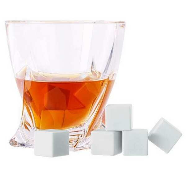 Охлаждающие камни для напитков Белые скалы