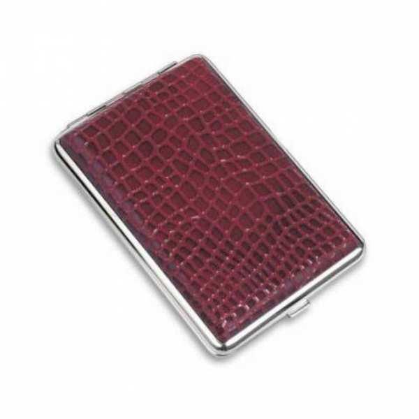 Портсигар металлический прямоугольный S.Quire