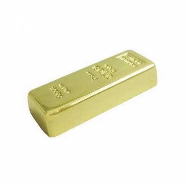 Флешка Слиток золота