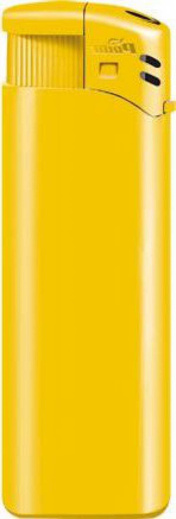 Зажигалка многоразовая Колор-100