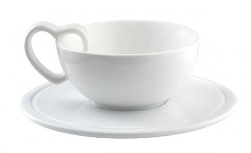 Чайная пара Два Сердца