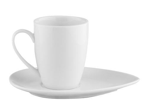 Чайная пара Лист